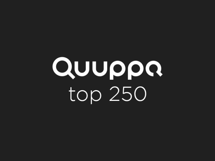 quuppa top 250 in Real Time Locating Systems (RTLS)